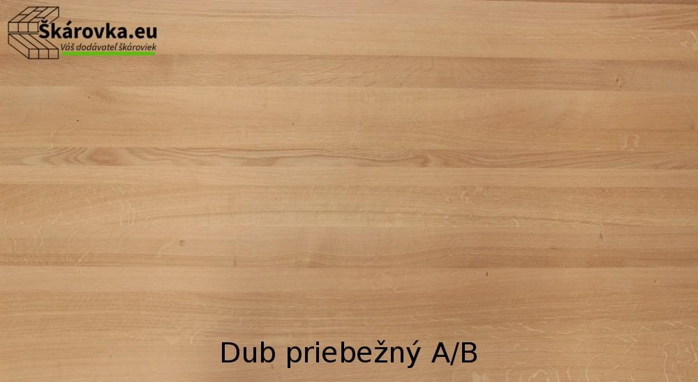 Škárovka Dub priebežný A/B